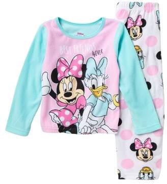 AME Minnie Mouse Pajama Set (Toddler Girls)