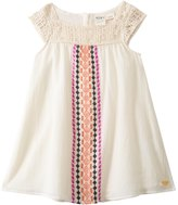 Roxy Girls' Crochet Tiki Flare Dress (6mos24mos) - 8132824