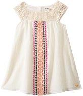 Roxy Girls' Crochet Tiki Flare Dress (6mos24mos) - 8132824