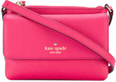 Kate Spade Karlee crossbody bag - women - Calf Leather - One Size