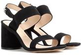 Marc Jacobs Emilie Suede Sandals