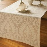Downton Abbey® Duneagle Collection 100% Cotton Table Runner in Natural