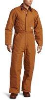 Carhartt Men's Quilt Lined Duck Coveralls X01