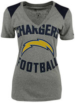 Nike Women's San Diego Chargers Stadium Football T-Shirt