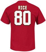 Majestic Men's Jerry Rice San Francisco 49ers Hof Eligible Receiver T-Shirt