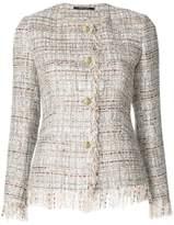 Tagliatore Maja tweed jacket