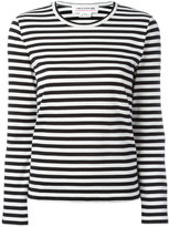 Comme des Garcons striped long sleeve T-shirt - women - Cotton - XS