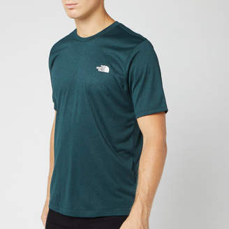 The North Face Men's Reaxion Amp Short Sleeve Crew Neck T-Shirt