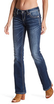 Miss Me Relaxed Boot Cut Jean