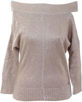 Patrizia Pepe Cotton Blend Pullover