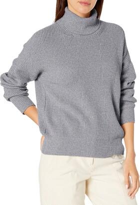 Velvet by Graham & Spencer Women's Mindy Textured Knits Sweater