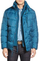 Andrew Marc Men's Quilted Puffer Jacket