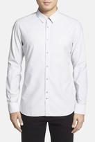 J. Lindeberg 'Dani' Dot Jacquard Sport Shirt