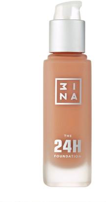 3INA The 24H Foundation 30Ml 615 Medium Beige