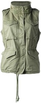 Denim & Supply Ralph Lauren sleeveless military jacket