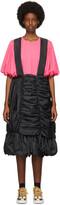 Thumbnail for your product : Comme des Garcons Black Taffeta Suspender Skirt