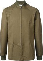 J.W.Anderson slim-fit bomber jacket