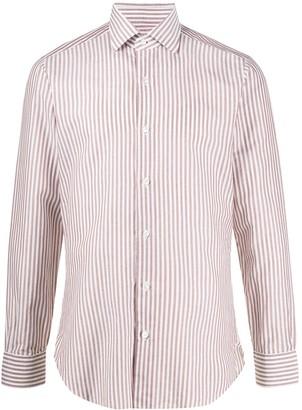 Barba Striped Long Sleeve Shirt