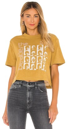 Junk Food Clothing Penny Lane Faces Tee