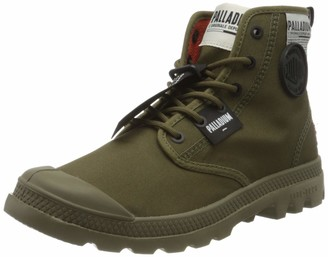 Palladium Unisex Adults Pampa Lite Overlab Ankle Boot