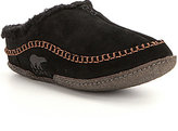 Sorel Men's Falcon RidgeTM Suede Slippers