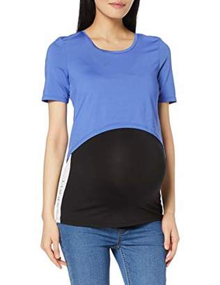 Esprit Women's Ss Maternity T-Shirt,12 (Size: Medium)