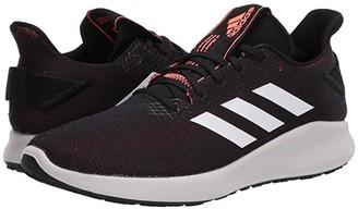 adidas SenseBOUNCE + Street (Core Black/Footwear White/Signal Coral) Men's Running Shoes