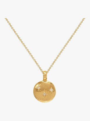 Gurhan Starlight Pendant Necklace