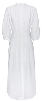 Frame Voluminous Sleeve Maxi Dress