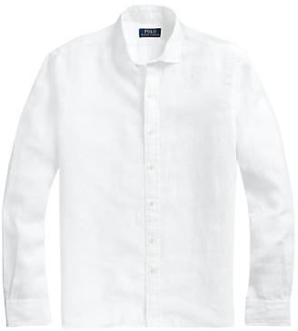 Polo Ralph Lauren Classic-Fit Linen Sport Shirt