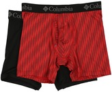 Columbia Performance Stretch Boxer Briefs 2-Pack