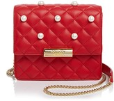 Moschino Faux-Pearl Shoulder Bag