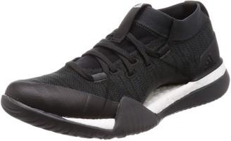 adidas Pureboost X Trainer 3.0 Women's Fitness Shoes Brown (Cinder/tracar/aergrn) 6.5 UK (40 EU)