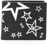 Dolce & Gabbana Millennials Star Bifold Wallet