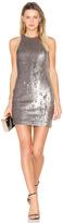 Halston Sequined Dress