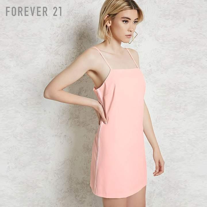 Forever 21 (フォーエバー 21) - Forever 21 ミニスリップワンピース