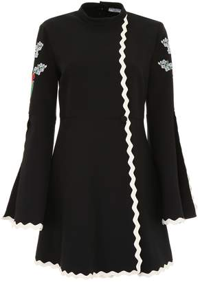 VIVETTA Embroidered Isabey Dress