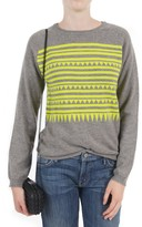 Aztec Stripe Sweater