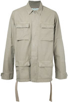 Off-White field jacket - men - cotton - XS