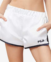 Fila Blanche Satin Shorts