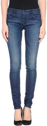 Tramarossa Denim pants - Item 42430988AH