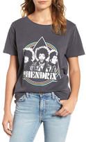 Junk Food Clothing Jimi Hendrix Graphic Tee