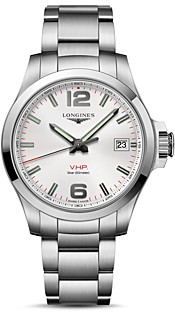 Longines Conquest Vhp Watch, 41mm