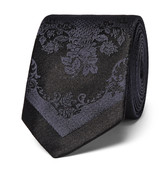 Dolce & Gabbana - 6cm Silk-jacquard Tie