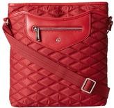 Knomo London Maple Cross Body Tablet Bag