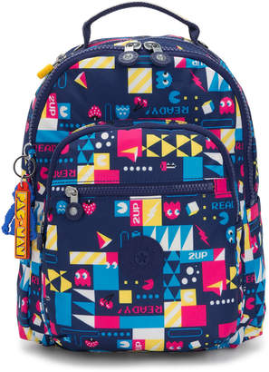 Kipling Seoul Small Pac-Man Tablet Backpack