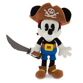 Disney Mickey Mouse Plush - Pirates of the Caribbean - Small - 13''