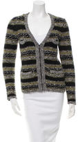 Rag & Bone Patterned Knit Cardigan