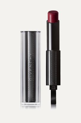 Givenchy Rouge Interdit Vinyl Lipstick - Grenat Envoutant No. 12