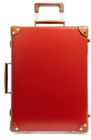 Globe-trotter Centenary 18-Inch Hardshell Travel Trolley Case - Red